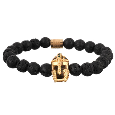 The Gladiator Bracelet - Gold - Marssos