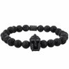 The Gladiator Bracelet - Black - Marssos