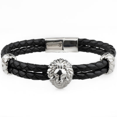 The Alpha Bracelet - Silver - Marssos
