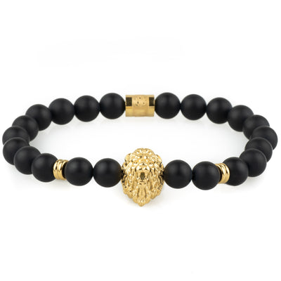 The Lion Bracelet - Gold - Marssos