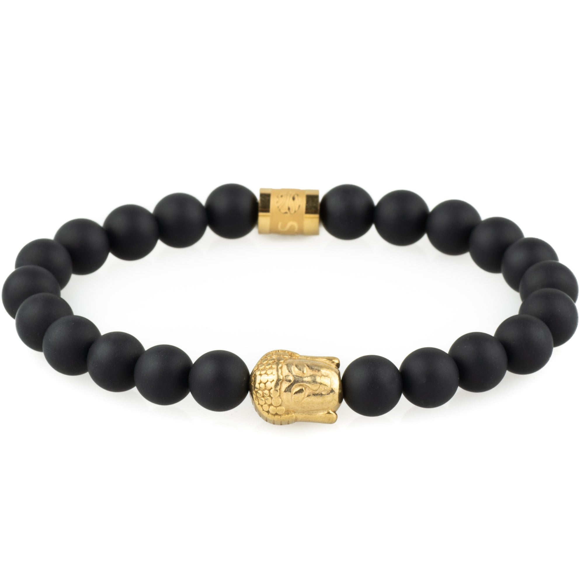 The Buddha Bracelet - Gold - Marssos