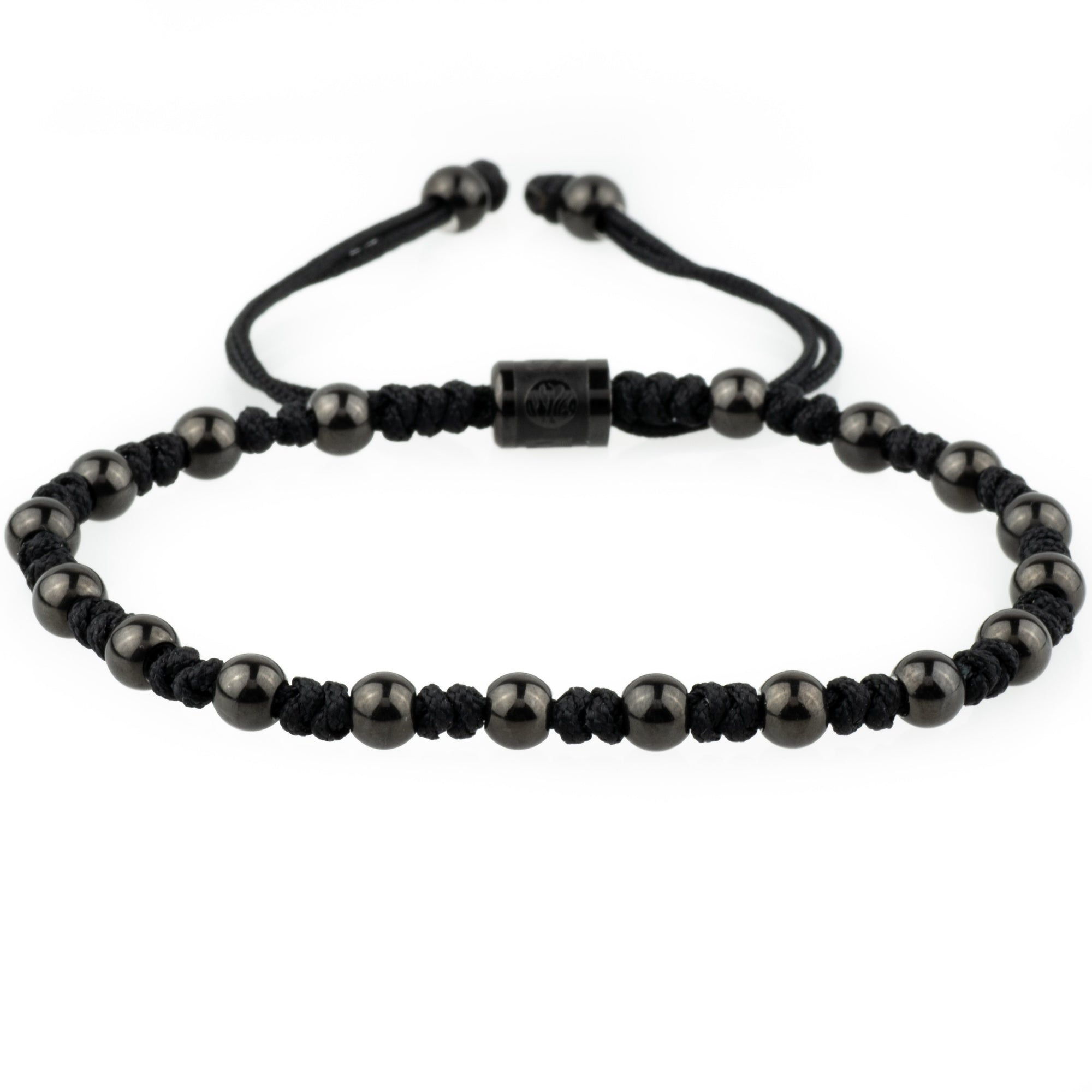 The Clarity Bracelet - Black - Marssos