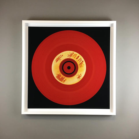 Wall Art - Heilder & Heeps - Sound Recording - Limited Edition - Framed