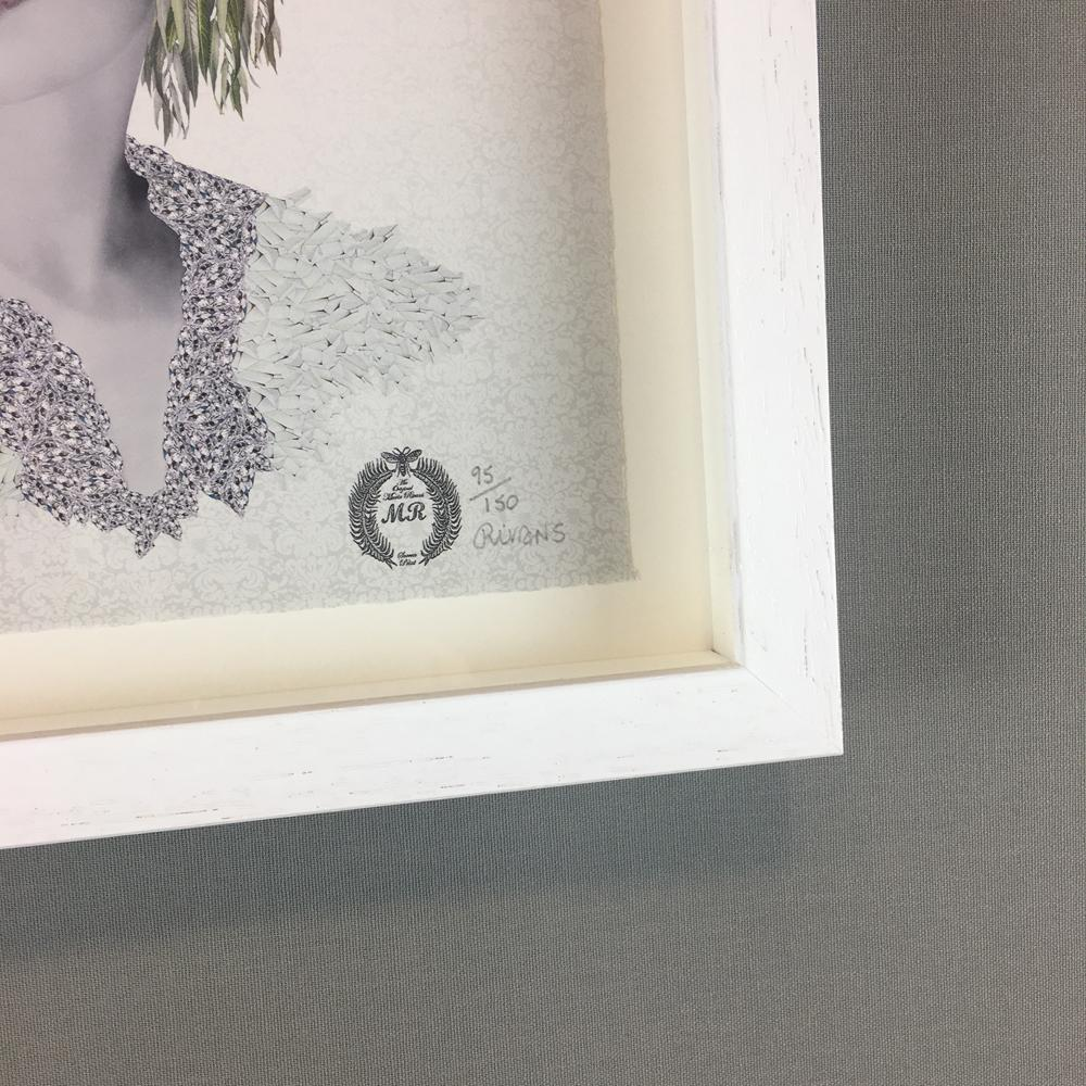 Wall Art - Maria Rivans - Freya (Mini) - Limited Edition - Framed