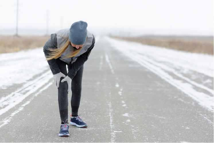 Three ways to avoid injuries in the winter