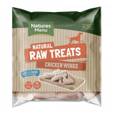 NM Raw Chicken Wings 1kg Natures Menu   bone sku BCW