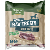 NM Raw Duck Neck Natures Menu bone  bdn