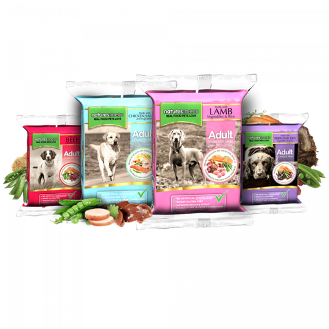 NM Natures Menu Original Raw Meals Multipack 12 x 300g SKU: NMFBMUL