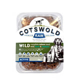 CW Minced Duck & Venison Wild Mince range 500g Cotswold Raw MIN6005
