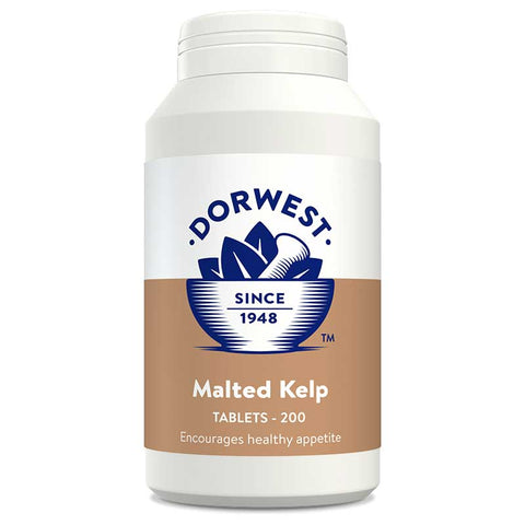 Malted Kelp Tablets For Dogs And Cats 100 Tabs DORWEST