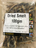 TREAT  DRIED SMELT 100gm