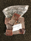 RT Raw Treat Lamb Liver chunks 1KG