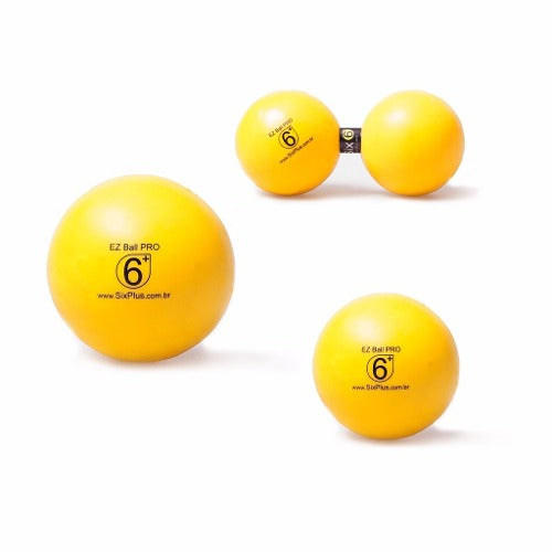 Kit Ball PRO - Bolas Massageadoras - Six Plus