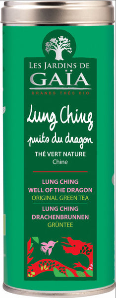 Chinese Green Tea  Classic Longjing Lung Ching Single Origin Tea