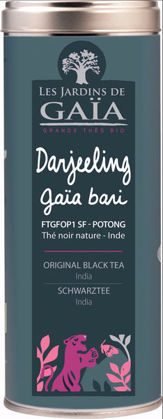 Darjeeling Single Estate Black Tea