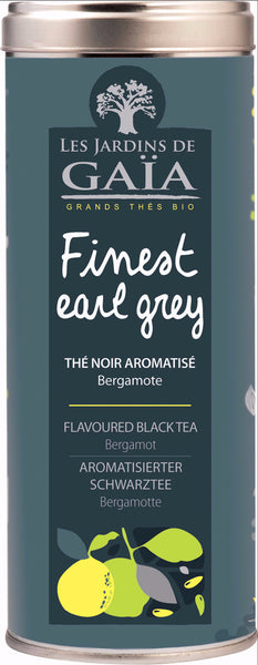 Finest Earl Grey Blend Black Tea