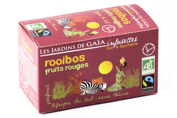 Red Fruits Rooibos Herbal Tea Bags