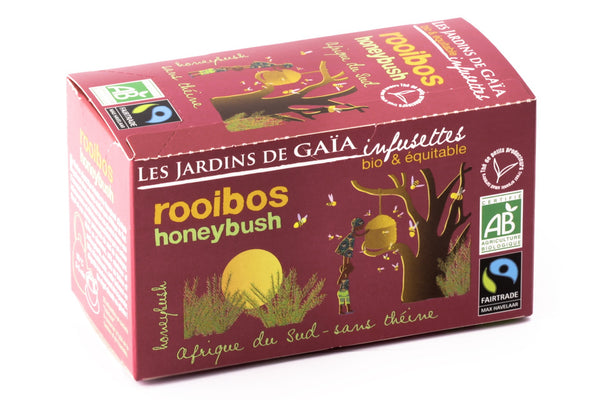 Honeybush Rooibos Herbal Tea Bags
