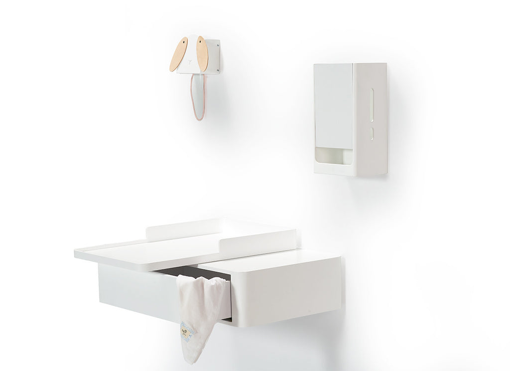 Wall Mounted Changing Unit