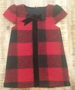 Buffalo Check Plaid Dress - Precious + Posh