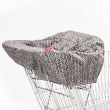 Load image into Gallery viewer, Take Cover Shopping Cart & High Chair Cover