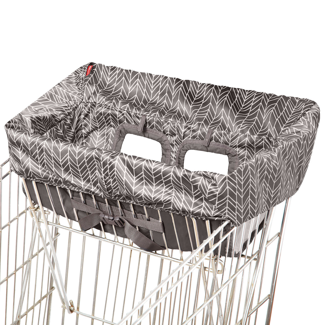 Take Cover Shopping Cart & High Chair Cover