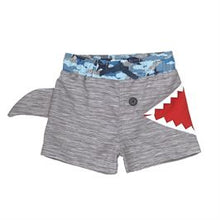 Load image into Gallery viewer, Camo Shark Cover Up - Precious + Posh