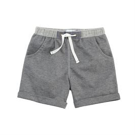 Mud Pie, French Terry Boy Shorts - Precious + Posh