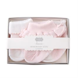 Layette Sock Set