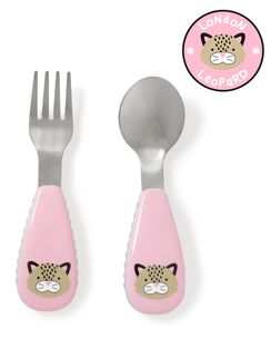 Zoo Utensil Set