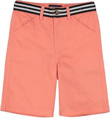 Coral Belted Short - Precious + Posh