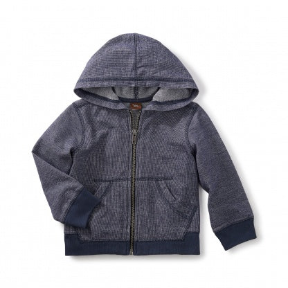 Tea Collection Seaside Zip Baby Hoodie - Precious + Posh