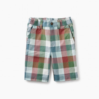 Canvas Travel Shorts - Precious + Posh