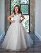 Macis Communion Dress Ivory Size 8