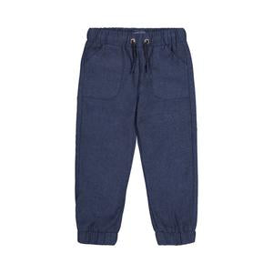 Andy and Evan Blue Suit Jogger Pants