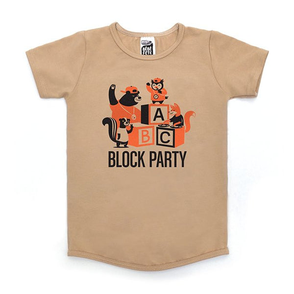 Block Party T Shirt - Precious + Posh