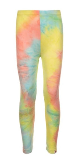 Appaman Cropped Legging Tie Dye Ombre