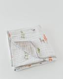 Load image into Gallery viewer, Little Unicorn Cotton Muslin Quilt Deer - Precious + Posh