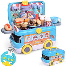 Load image into Gallery viewer, Fun Little Toys Remote Control Car / Truck Pretend Play Food Car