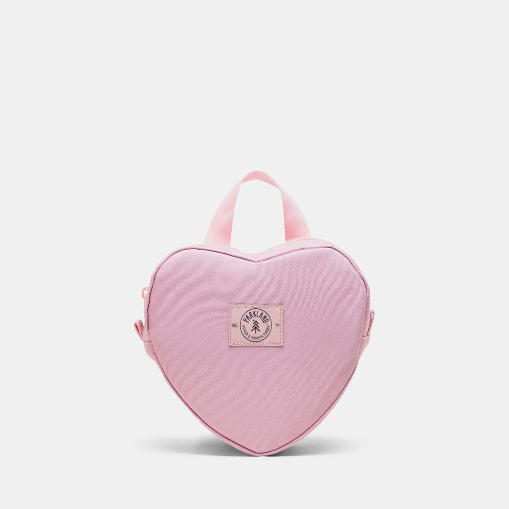 Parkland Heart Backpack Quartz