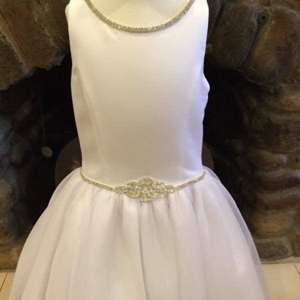 Communion Dress - Precious + Posh