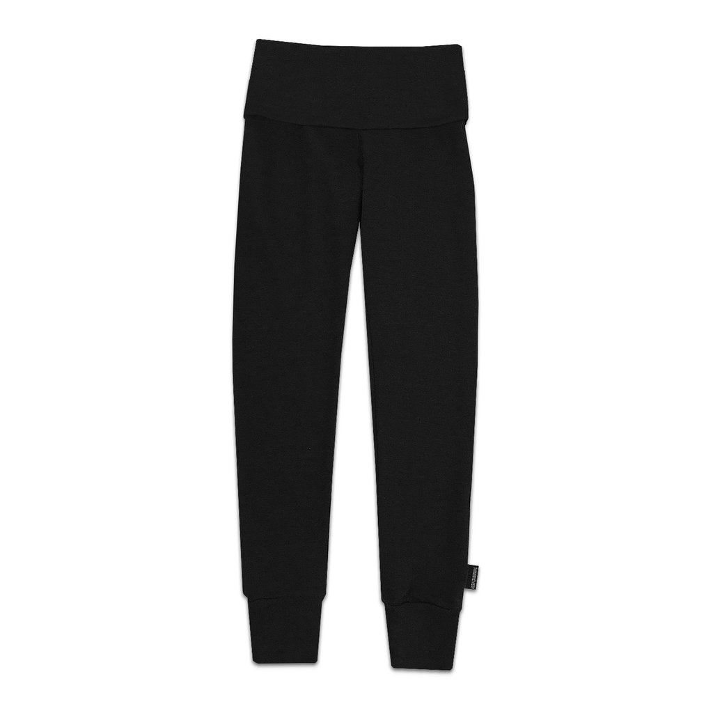 High Waisted/Fold Over Legging The Mini Classy- Precious + Posh