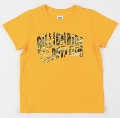 Billionaire Boys Club BB Bugs SS Tee - Citrus