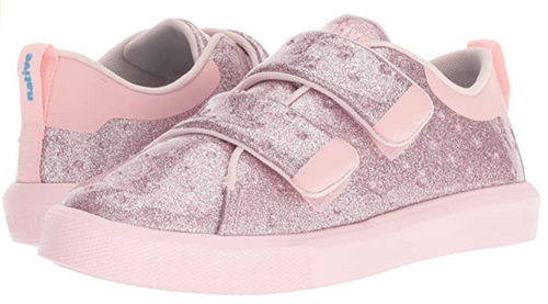 Native Monaco Glitter Child Shoe