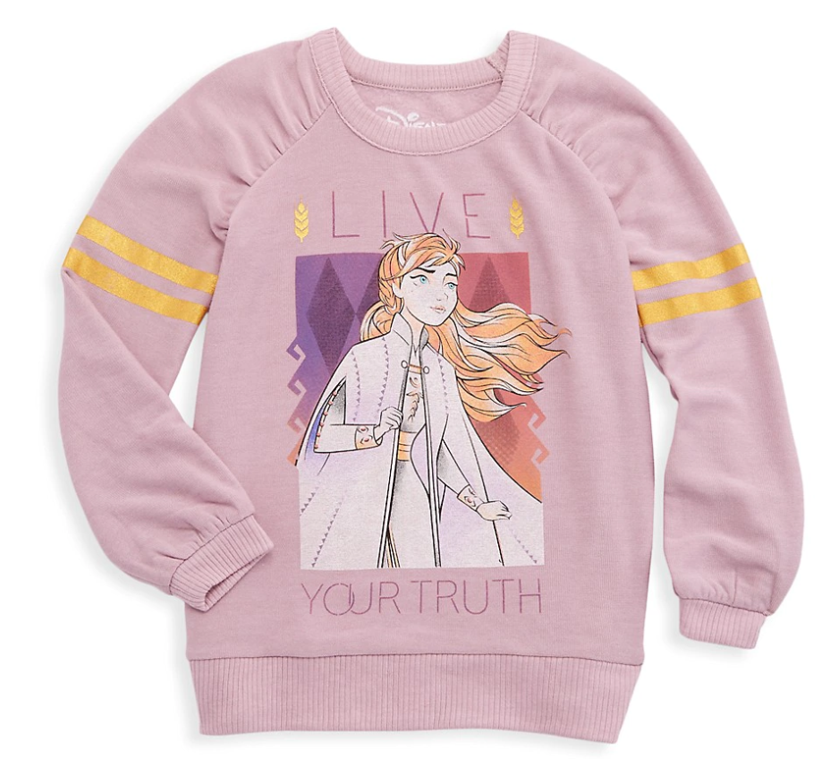Chaser Live Your Truth Cozy Knit Pullover