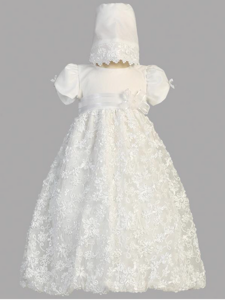 Amber Christening Dress - Precious + Posh