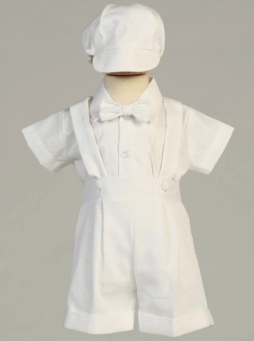 Lito Children's Wear Marcus Christening Outfit- Precious+Posh