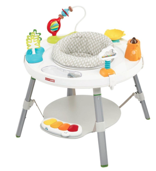Skip* Hop Explore & More Baby View 3- Stage Activity Center- Precious+Posh