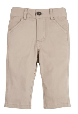 Andy & Evan Twill Pants - Precious + Posh