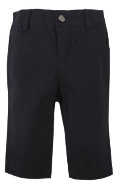Andy & Evan Navy Twill Pants - Precious + Posh